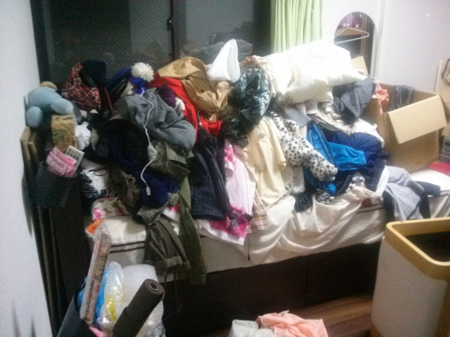 ゴミ屋敷の片付けも不用品回収名古屋サムライ
